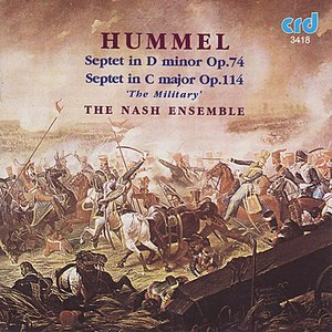 Image for 'Hummel: Septets'