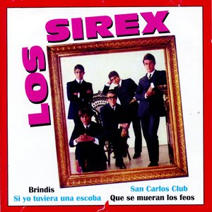 Image for 'Los Sirex (Singles Collection)'