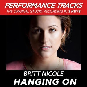 Image for 'Hanging On (Performance Tracks) - EP'