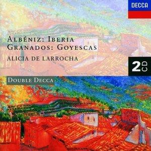 Imagem de 'Albéniz: Iberia/Granados: Goyescas'