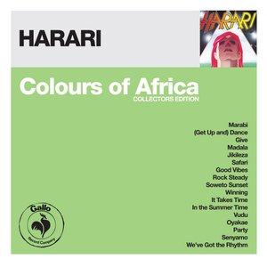 Image for 'Colours of Africa: Harari (Collectors Edition)'