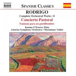 Image for 'RODRIGO: Concierto Pastorale / Fantasia para un Gentilhombre'