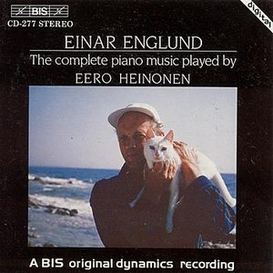 Image for 'ENGLUND: Complete Piano Music'
