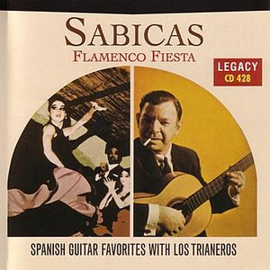 Immagine per 'Flamenco Fiesta - Spanish Guitar Favorites With Los Trianeros'