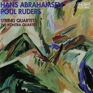 Image for 'ABRAHAMSEN / RUDERS: String Quartets'