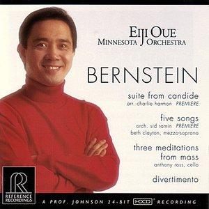 Image for 'Bernstein: Candide Suite, Etc.'