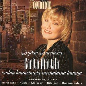 Image for 'Kuula, Merikanto, Melartin, Kilpinen & Kansanlauluja: Works for Soprano and Piano'