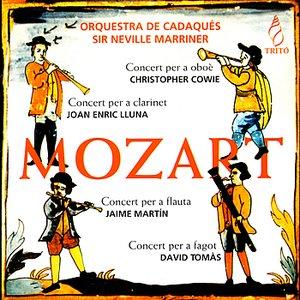Image for 'Mozart: 4 Concertos'