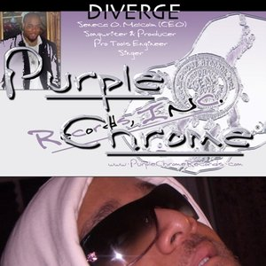 Image for 'Purple Chrome: Diverge'