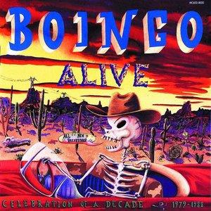 Image for 'Boingo Alive - Celebration of a Decade 1978-1988'