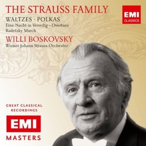 Immagine per 'The Strauss Family: Waltzes & Polkas'