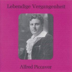 Image for 'Lebendige Vergangenheit - Alfred Piccaver'