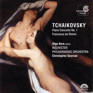 Bild für 'Tchaikovsky: Piano Concerto No. 1; Francesca da Rimini'