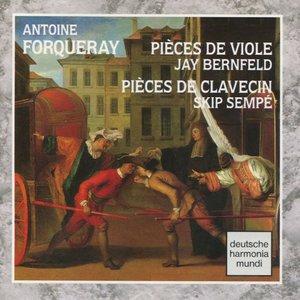 Image for 'Viol and Harpsichord Works (viola da gamba: Jay Bernfeld, harpsichord: Skip Sempé)'
