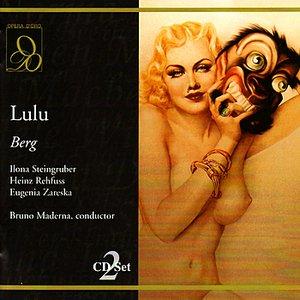 Image for 'Berg: Lulu'