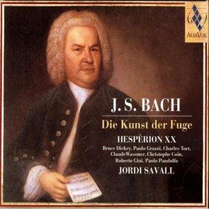 Imagem de 'J.S. Bach: Die Kunst Der Fuge'
