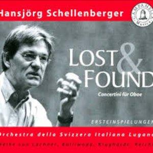 Immagine per 'Lost & Found: Concertini für Oboe'