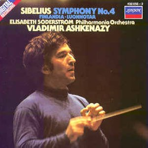 Bild für 'Symphony No. 4, Luonnotar, Finlandia'