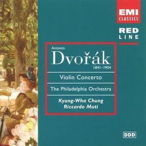 Image pour 'Dvorak:Violin Concerto etc.'