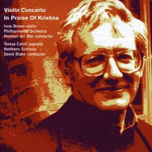Image for 'David Blake: Ancora - Violin Concerto'
