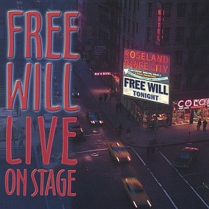 Image for 'Free Will Live'