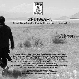 Image for 'Zeitmahl - Don't Be Afraid'