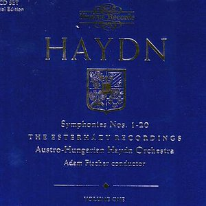 Image for 'Haydn: Symphonies Nos. 1-20 - The Esterházy Recordings'