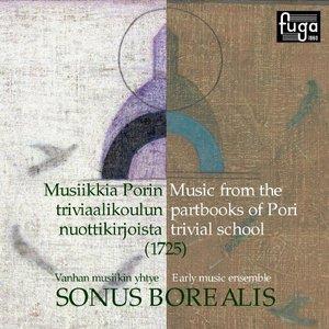 Image for 'Musiikkia Porin Triviaalikoulun nuottikirjoista'