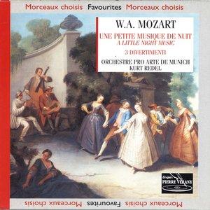 Image for 'Quatuor en sol majeur, K 156 : Adagio'