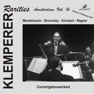 Image for 'Klemperer Rarities: Amsterdam, Vol. 16 (1957)'