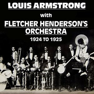 Image for 'With Fletcher Henderson Orchestra 1924-1925'