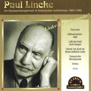 Image for 'Lieder der Liebesnacht (Komponistenportrait in historischen Aufnahmen 1904 -1940)'