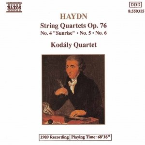 Image for 'HAYDN: String Quartets Op. 76, Nos. 4 - 6'