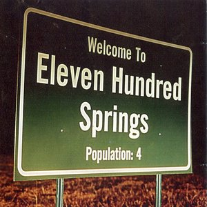 Image for 'Welcome To Eleven Hundred Springs'
