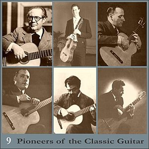 Image for 'Pioneers of the Classic Guitar, Volume 9 - Recordings 1925-1930'