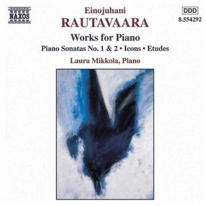 Image for 'RAUTAVAARA: Piano Works'