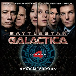 Immagine per 'Battlestar Galactica: Season 4'