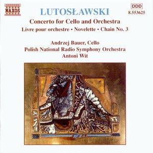 Image for 'Livre pour orchestre'