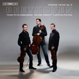 Image for 'Beethoven: String Trios, Op. 9'