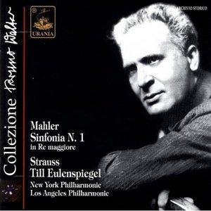 Bild för 'Bruno Walter: Mahler Sinfonia N. 1 / Strauss Till Eulenspiegel'