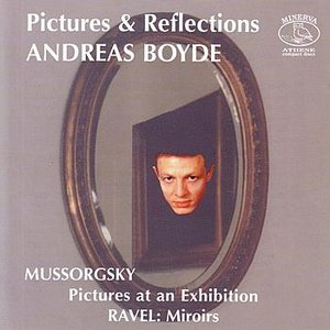 Image for 'Mussorgsky - Ravel: Pictures & Reflections'