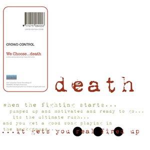 Image for 'We Choose Death'