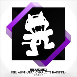 Image for 'Feel Alive (feat. Charlotte Haining)'