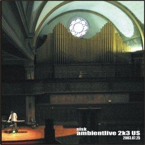 Bild für 'Live at Ambientlive 2k3, US'