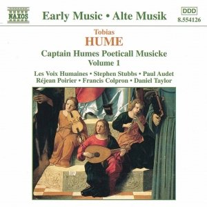 Image for 'HUME: Captain Humes Poeticall Musicke, Vol. 1'