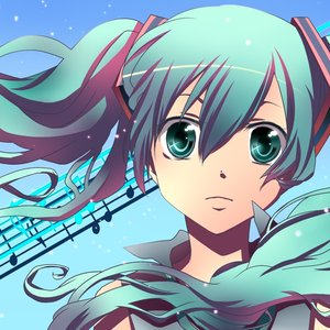 Image pour 'baker feat. 初音ミク'