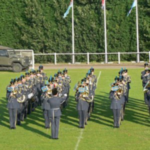Image pour 'Central Band Of The Royal Air Force'