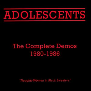 Image pour 'The Complete Demos 1980-1986'