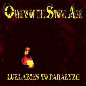 Image pour 'Lullabies to Paralyze'