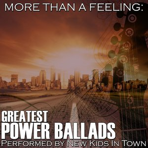 Image pour 'More Than A Feeling: Greatest Power Ballads'